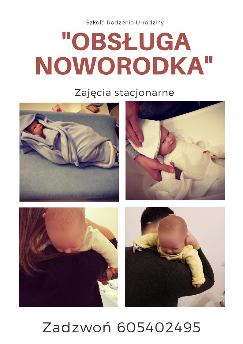 """""""Obsługa noworodka"""" – zajęcia praktyczne."""